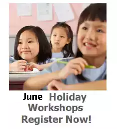 June Holiday Workshops